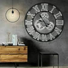 gear wall clock 10 99 dealsan