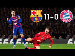 Maybe you would like to learn more about one of these? Barcelona 11 0 Bayern Munich Champions League Highlights Goals Resumen Y Goles Parodia Ucl Youtube