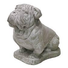 dog garden statue. 14-in Animal Garden Statue Dog