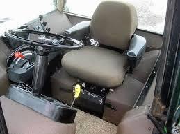 brown fabric seat cushion set john deere 2750 2950 3150 3155 3055 3255 jd gk seat warehouse