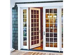 single patio door. Top Single Patio Door