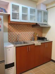 1br 30sqm William Shaw Residences Caloocan By Anne Margaret Ayet. Branch San  Jose Kitchen Cabinets