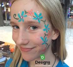 picturesque easy face painting ideas face painting makeup page in easy face painting
