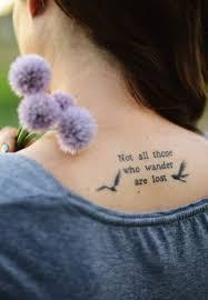 Tatuaggi Di Design Creativo Con Frasi Piene Di Significato Topidee