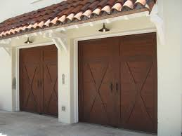 garage door installerClopay Canyon Ridge Collection UltraGrain Series faux wood