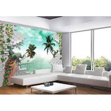 printed paper living room 3d wallpaper