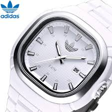 cameron rakuten global market boil adidas adidas clock watch boil adidas adidas clock watch men men white adh2578 and get out and is