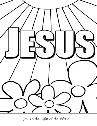 Bible Coloring Pages For Toddlers Koshigayainfo