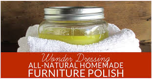 natural furniture cleaner and polish is easy to make cost effect and works great