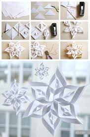 paper snowflakes 3d 3d paper snowflakes templates invitation template