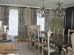 Curtains Dinning Room Curtains Decorating  Best Ideas About - Modern dining room curtains