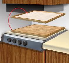 6 diy stove cover for more counter space