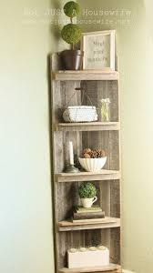 corner racks furniture. for corner of bathroomlaundry area this would be a great diy using vinegar stain racks furniture e