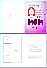 Birthday Cards Templates Word Happy Birthday Card Template Word Best Of Cards Templates Microsoft