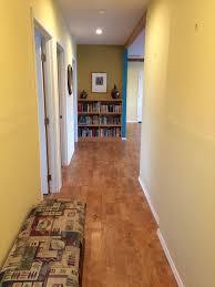hansville apartment al hallway