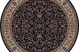 round oriental rugs round oriental rugs amazing classics black traditional rug 5 3 pertaining to 6 round oriental rugs 6