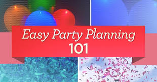 Party Planning Easy Party Planning 101 Superior Celebrations Blog