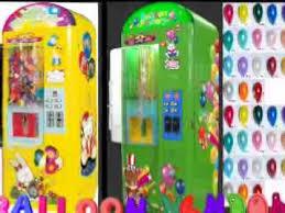 Helium Balloon Vending Machine Enchanting FEILOLI BALLOON VENDORVENDING MACHINE 4848 YouTube
