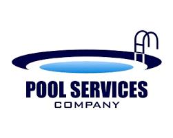 swimming pool logo design. Pool Services Company Swimming Logo Design 8