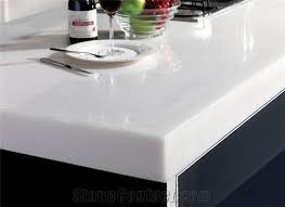 kitchen countertops synthetic stone