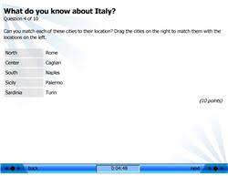 Online Quiz Templates Flash Quiz Templates Preview 100 Quiz Templates Instantly Online 62