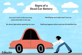 Car Wont Start No Clicking Noise Lights Work Diagnosing A Dead Car Battery