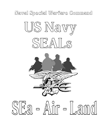Usa Printables Armed Forces Day Coloring Pages Navy Seals