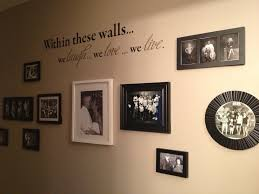 decorating simple popular wall decoration ideas for home poor wall