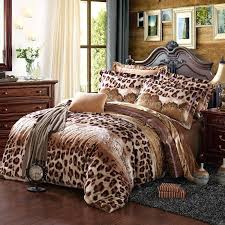 leopard bedding sets queen leopard king comforter set bedding for 8 leopard print bed sheets queen