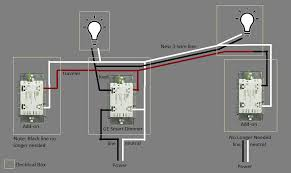 change 3 way switch to 4 way smart dimmers devices switchdiagram1 png949x565 30 6 kb