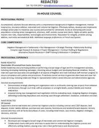 Litigation Attorney Resume Example Pinterest Resume Examples