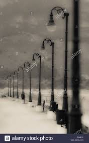 Old Fashioned Street Lights Old Style Street Lights Stock Photos Old Style Street