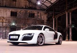 Images: Audi R8 (2007-on)
