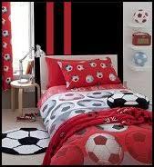 Themed Bedrooms Boys Soccer Bedroom Soccer Room Football Bedroom Soccer Bedroom Decor
