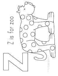 Zoo Coloring Sheets Free Zoo Coloring Pages Kids Printable Animals ...
