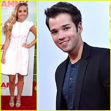 nathan kress then and now 2015. nathan kress hits the \u0027tammy\u0027 premiere with mia rose frampton then and now 2015 f