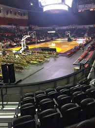 Valley View Casino Center Wwe Seating Chart Valley View Casino Center Section Ll17 Row 7 Seat 15