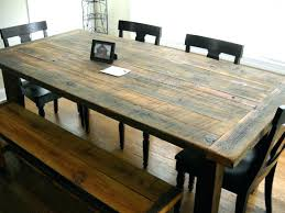 diy reclaimed wood table reclaimed wood dining table rustic farmhouse kitchen table made from reclaimed wood
