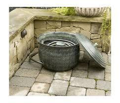 garden hose pot with lid. Amazon.com : CobraCo Lattice Steel Hose Holder With Via Images Na Garden Pot Lid