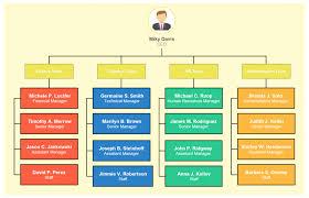 Organizational Chart Templates Organizational Chart