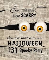 21 Halloween Invitation Templates Free Sample Example Format