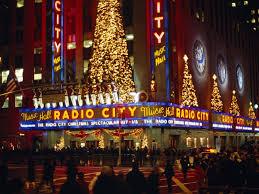 New York Christmas Backgrounds