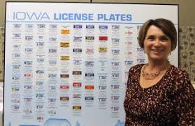 Iowa's license plate decal program helps promote non-profit groups -  Transportation Matters for Iowa | Iowa DOT