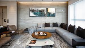 Hong Kong flat gets modern makeover with subtle sea tones | Post ...