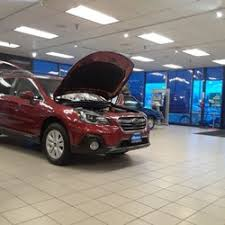 photo of continental subaru anchorage ak united states picking up a new