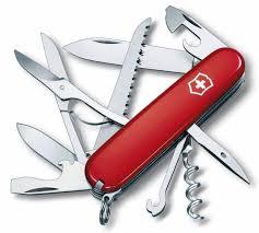 Купить Складной <b>нож</b> VICTORINOX <b>Huntsman</b>, 15 функций, <b>91мм</b> ...
