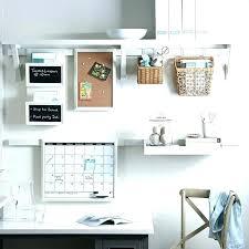 mail storage ideas kitchen counter organizer home decorating