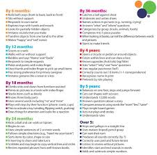 2 Year Old Developmental Milestones Chart Developmental Milestones Checklist Things All Parents And