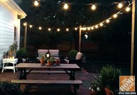decorative patio lights romantic outdoor patio lighting lights patio ambiance table chair decorative solar powered outdoor