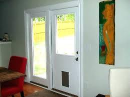 built in dog door sliding glass doors with built in pet door sliding glass door with